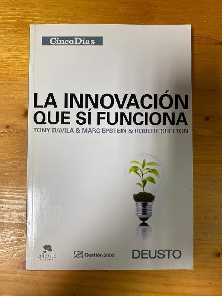La innovación que si funciona