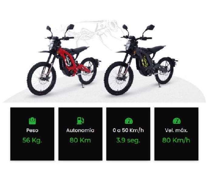 Moto surron modelo light bee homologada (nueva)