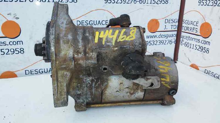 Motor arranque toyota hilux 4x4 2.5td 1998 166819