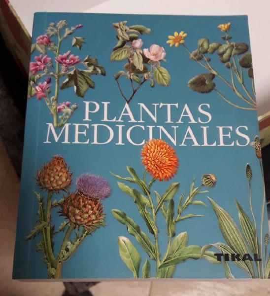 Plantas medicinales. tikal edic. descatalogado