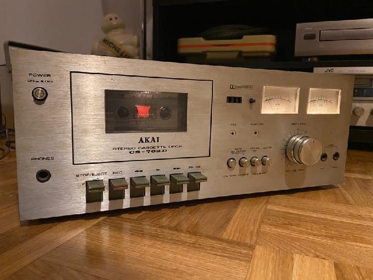 Pletina de cassette akai cs-702d