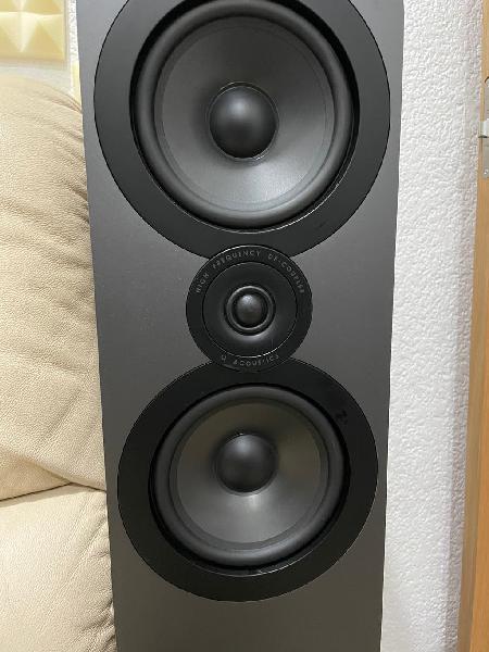 Q acoustics 3050 espectaculares