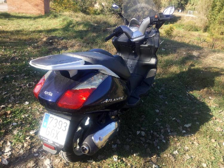 Scooter aprilia atlantic 125 cc