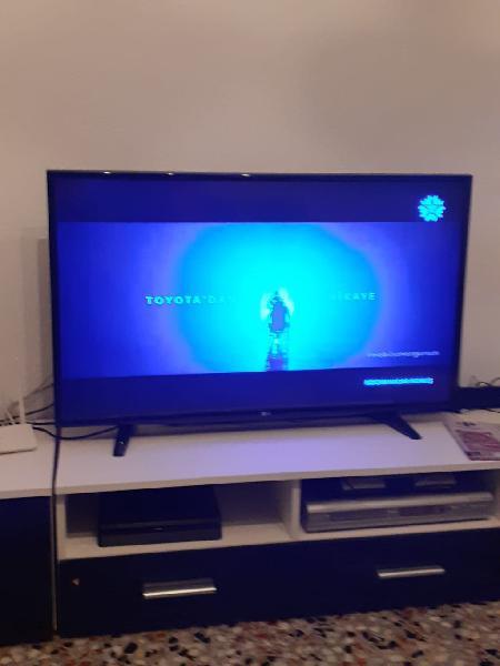 Televisión lg smart