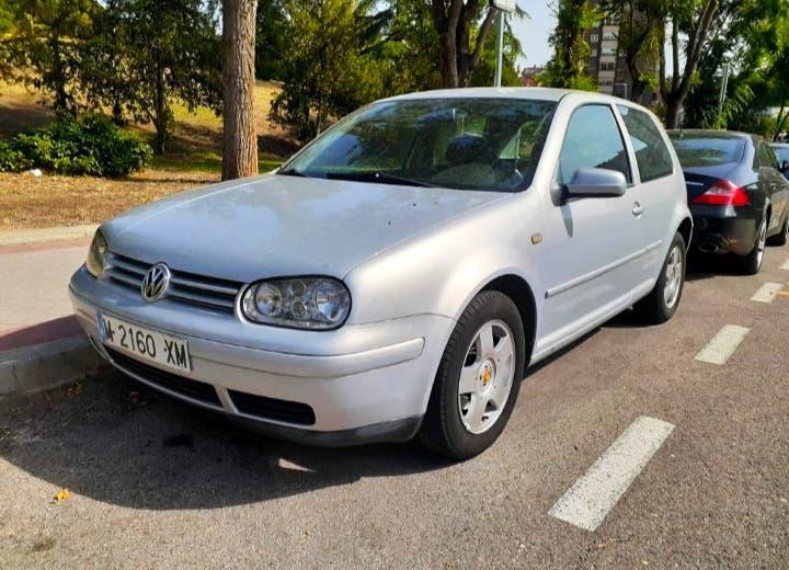 Volkswagen golf iv highline 1.9 tdi 110cv