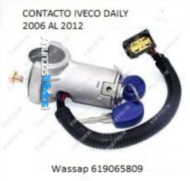Contacto iveco daily (2006) al (2012)