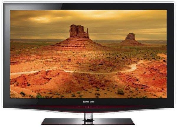 Le40b651 samsung television plana