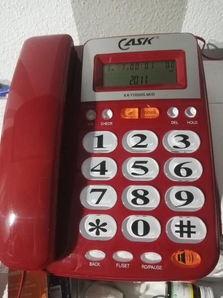 Teléfono fijo nuevos a estrenar