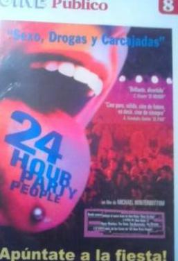 24 horas party people