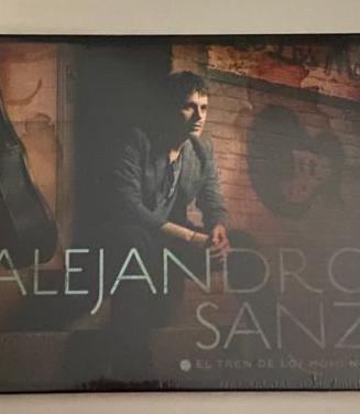 Alejandro sanz - el tren de los momentos (nuevo)