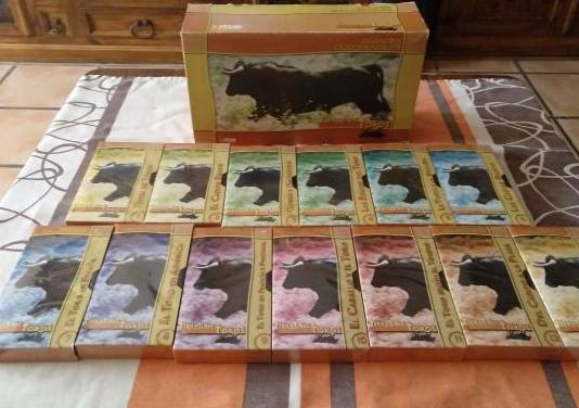 Coleccion de tierra de toros