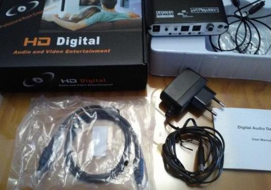 Digital audio decodificador