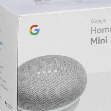 Google home mini altavoz inteligente