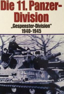 Libro de la 11º panzer division