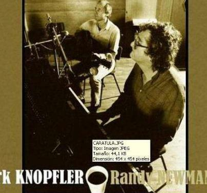 Mark knopfler & randy newman 1988 bbc (cd)