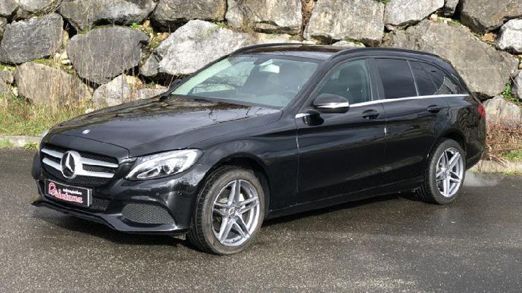 Mercedes-benz clase c estate 200cdi be sport 7g plus