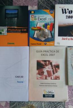 Manuales de programas informaticos originales
