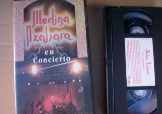 Medina azahara en concierto (vhs)