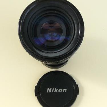Objetivo nikon af 70-210mm f 4-5.6 macro