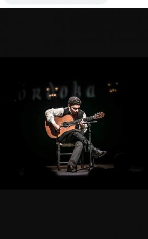 Profesor de guitarra flamenca primer premio de andaluci