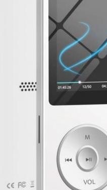 Reproductor mp3 bluetooth 4.1 nuevo