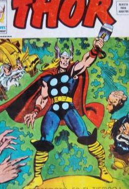 Thor,volumen-2,nº23,ediciones vertice