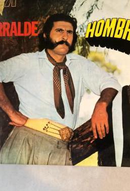 Vinilo jose larralde hombre 1971