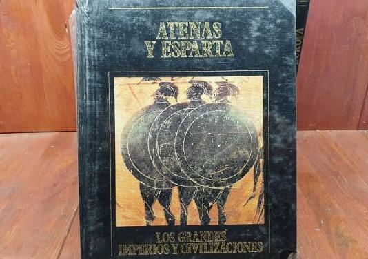 Los grandes imperios y civilizaciones 15 tomos