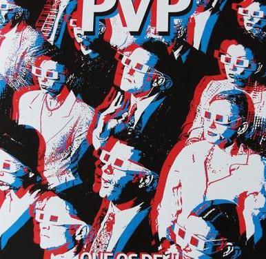 Pvp - que os den - single - 2019 - nuevo -