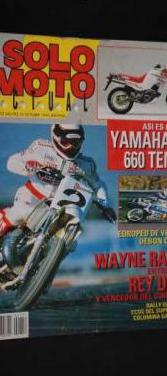 Revista solo moto numero 752