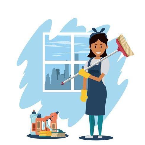 Limpieza de casas, oficinas...