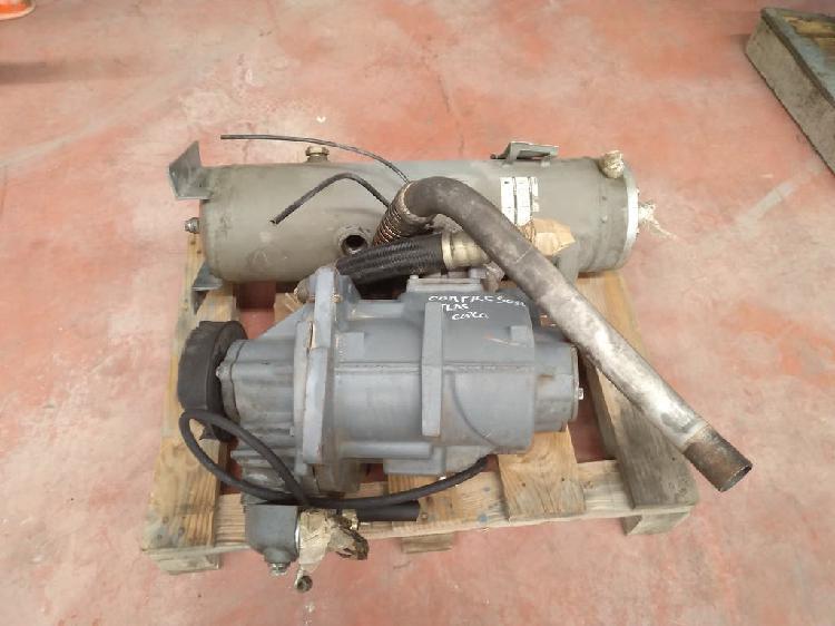 Motor hidraulico+ calderin