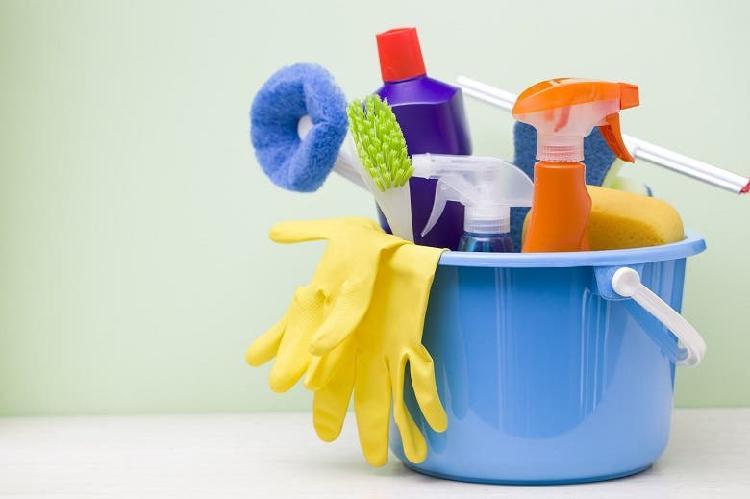 Mujer con mucha experiencia en limpieza y cuidados