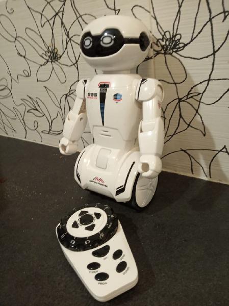 Robot interactivo para niños