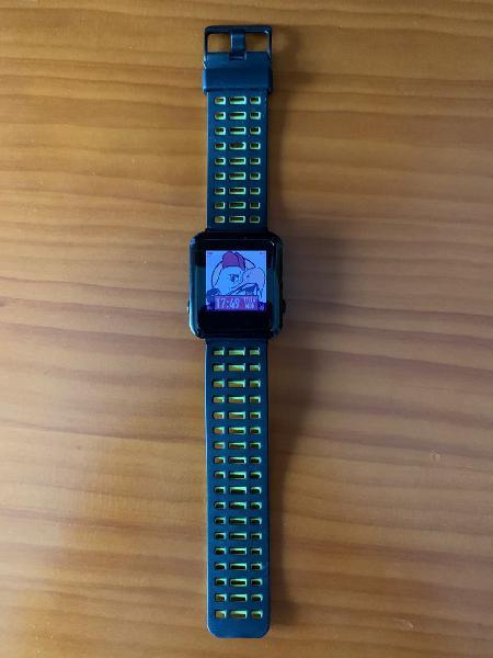 Smartwatch weloop hey 3s