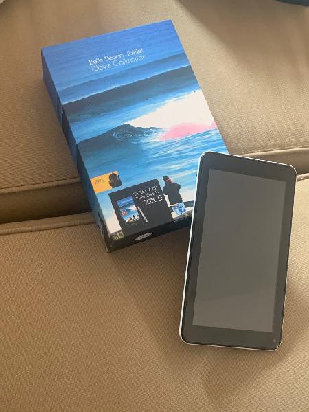 "Tablet 7"" hd bells beach 7014q"