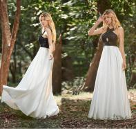 Vestidos largos fiesta novia precio coste fabrica