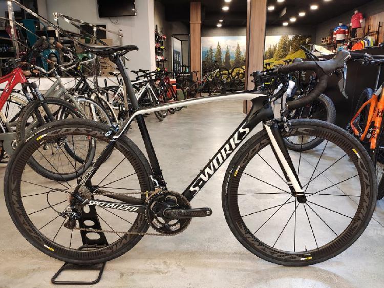 Bicicleta de carretera specialized tarmac sworks