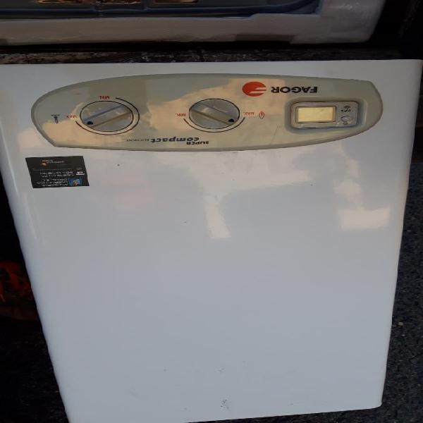 Calentador fagor gas