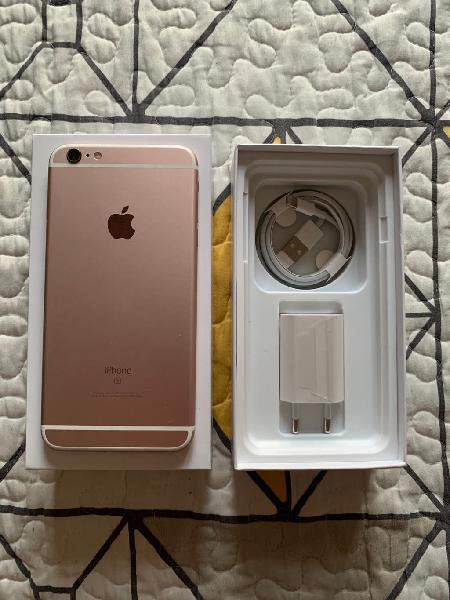 Iphone 6s plus 128gb bateria 100%