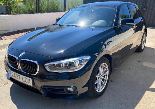 BMW 118d 2015