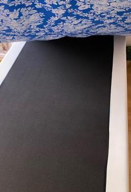 Cama 1,05 x 1,90 con canapé y colchon