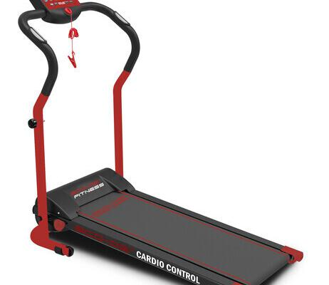 Cinta de andar / correr motorizada 1000w - cardio control -