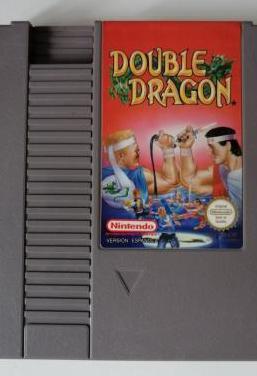 Double dragon nes version española