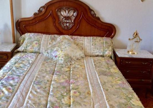 Dormitorio matrimonio totalmente completo y mas
