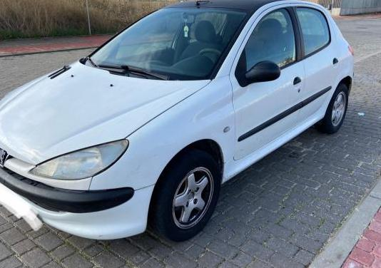Peugeot 206 xn 60