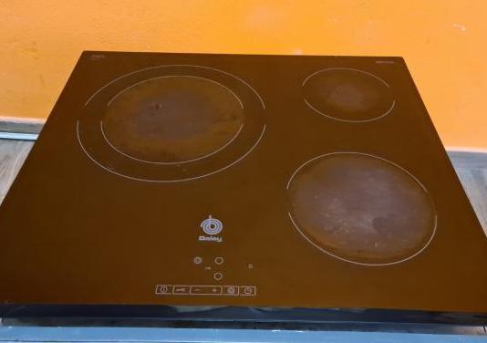 Placa de vitroceramica balay