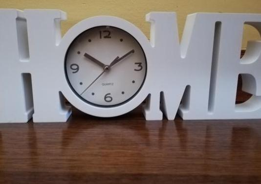 Reloj decoración