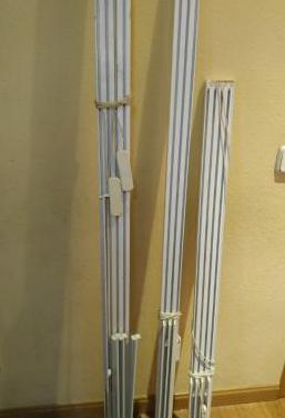 Rieles para paneles japoneses