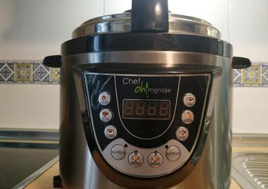Robot de cocina chef oh! menaje
